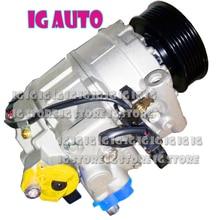 Auto A/C AC Compressor For For VW Amarok 2.0 TDI / Transporter T5 2.0 TDI / Transporter T5 Bus 1.9 TDI 2009-2015 7E0820803
