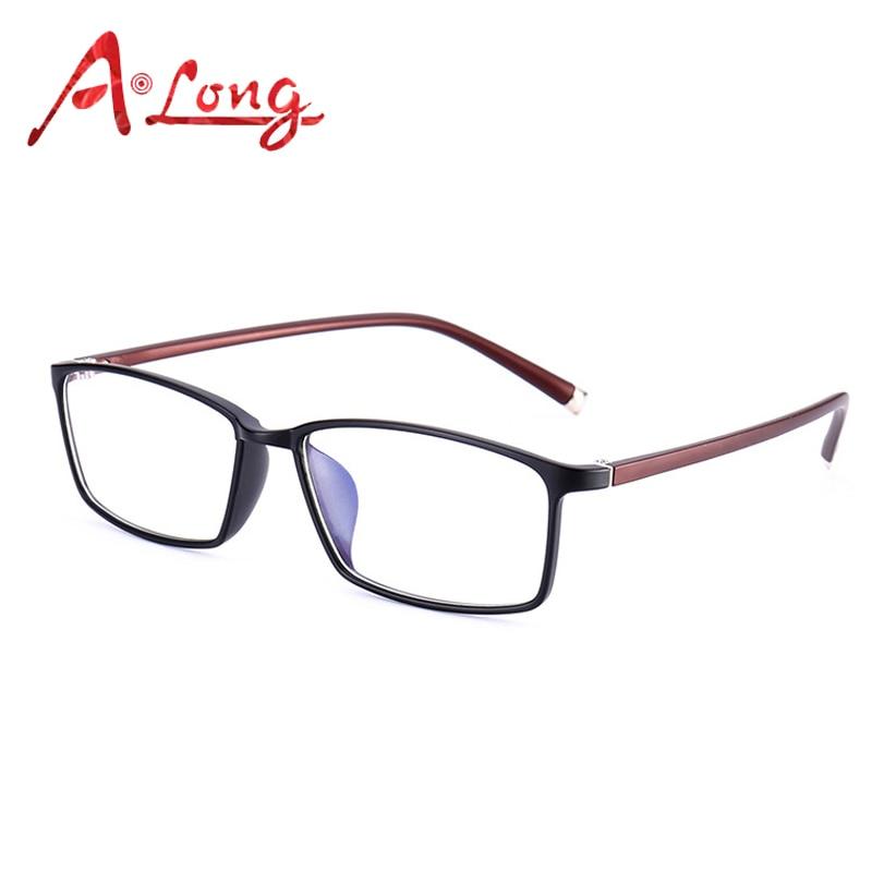 25679d036af6 A Long Retro Optical Glasses Frame Women Men Clear Eyeglasses Frames Luxury  Eyewear Brand Glass Frames Oculos Unisex M68007