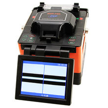 цена на DVP-750 FTTH Fiber Optic Splicing Machine Fusion Splicer fiber welding machine