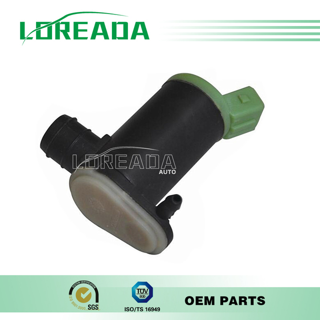 Band New Windscreen Washer Pump For Peugeot 206 Cc 206 Sw 307 Cc 106