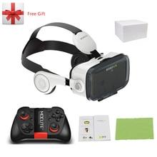 Vr Очки bobovr Z4 3D Очки мини VR коробка 2.0 виртуальной реальности очки Google cardboard Bobo VR гарнитура для 4.3 -6.0 смартфон
