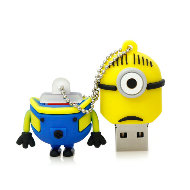 New Fashion Despicable Me USB Flash Drive
