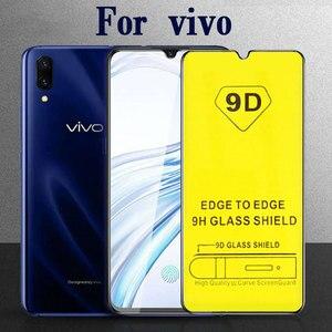 Image 1 - 9D protective glass for vivo v11 pro tempered glass for vivo v11i v11pro v 11 pro v11 pro vivov11i viva v11i screen protector