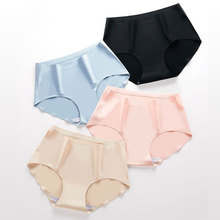 4pcs Woman Panties Lace Modal cotton Ladies underwear Women Panty very soft Comfortable and Breathable