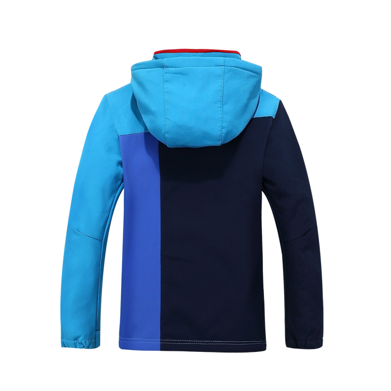 THE ARCTIC LIGHT Ski Jacket Autumn Winter Children Coat Hood Boy Girl Windproof Waterproof Outdoor Camping hiking in Skiing Jackets from Sports Entertainment