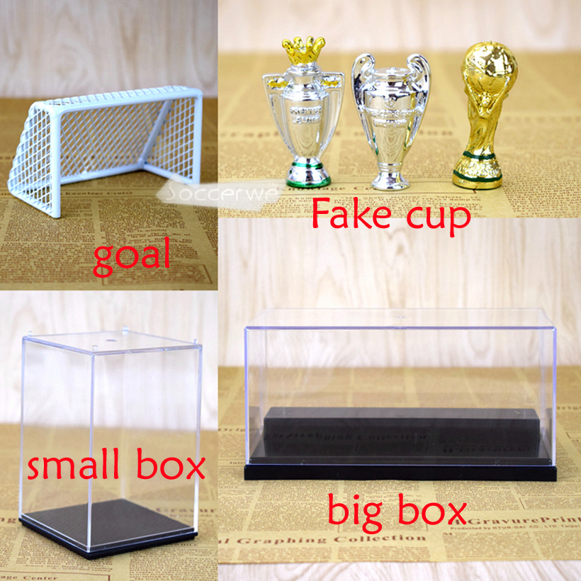 Dolls Accessories Display Box & Fake Cup For 2.5