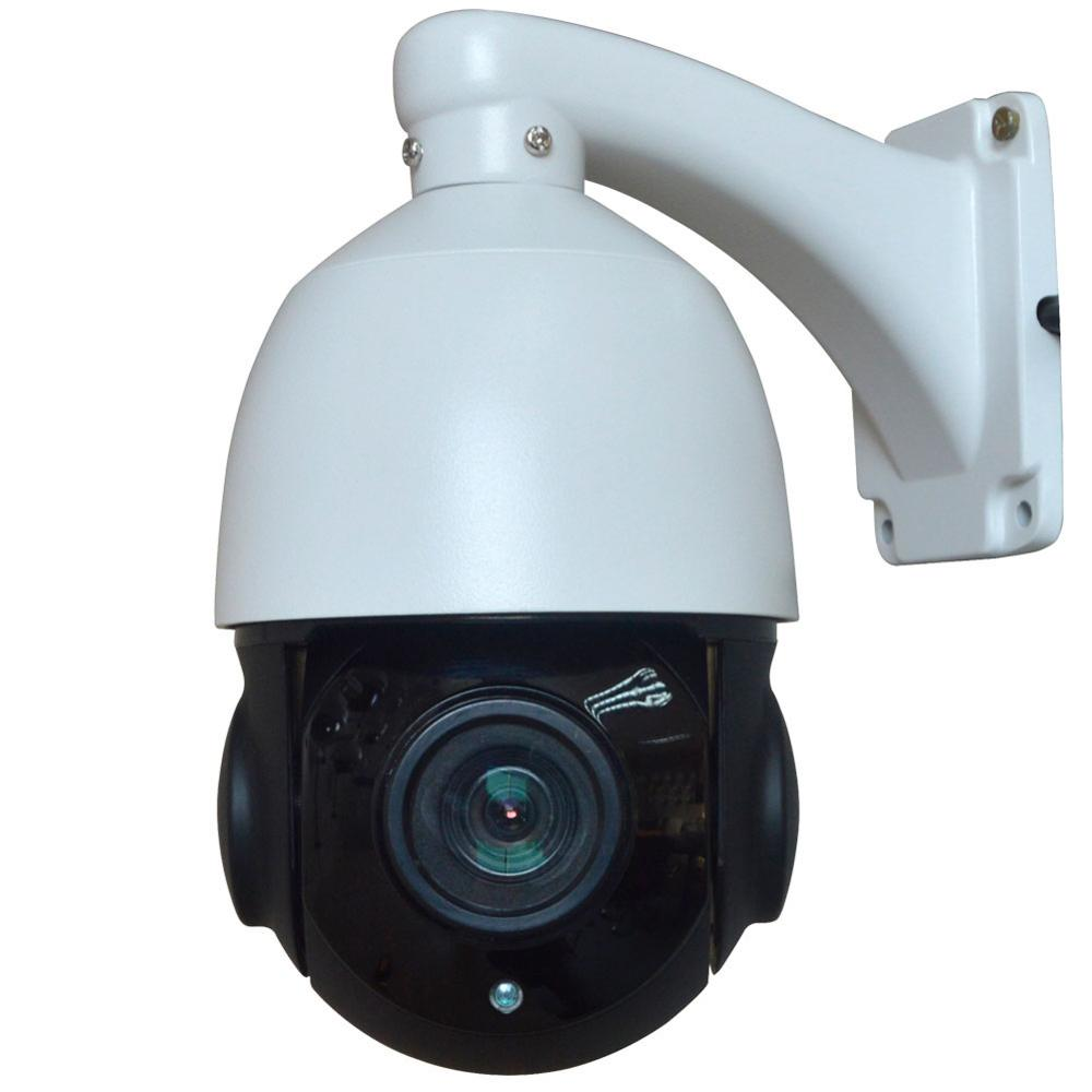 CCTV Security HD Speed Dome 2.0MP AHD PTZ Camera 1080P 30X ZOOM Auto Focus IP66 4 in 1 ir high speed dome camera ahd tvi cvi cvbs 1080p output ir night vision 150m ptz dome camera with wiper
