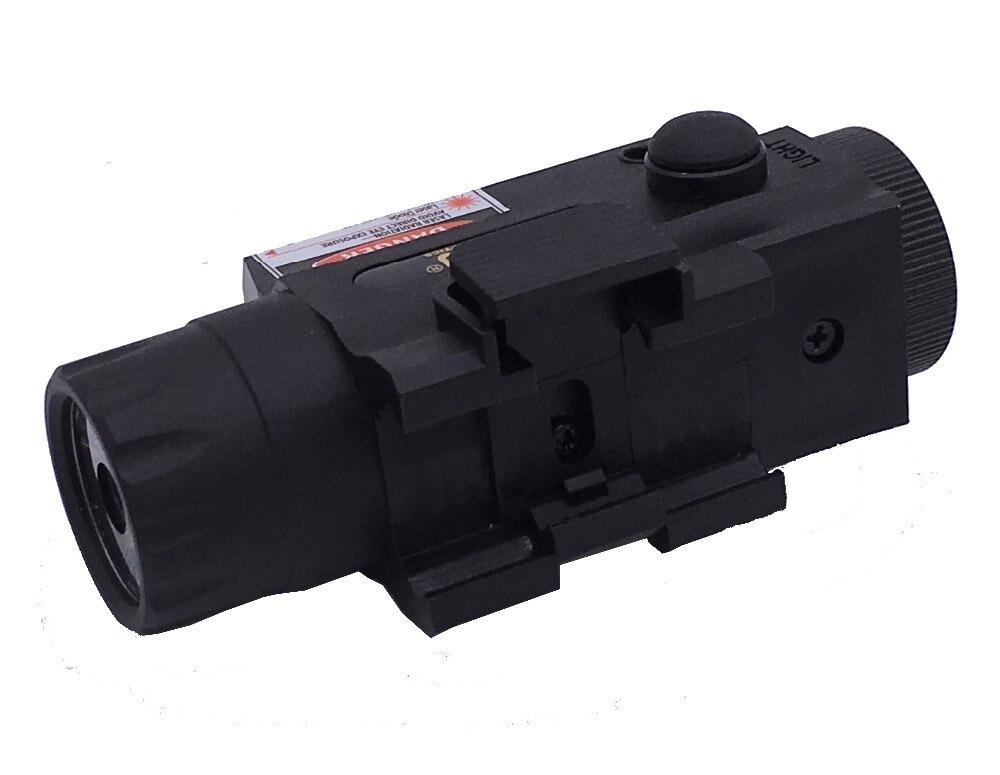 Tactical gun red dot laser riflescope vista