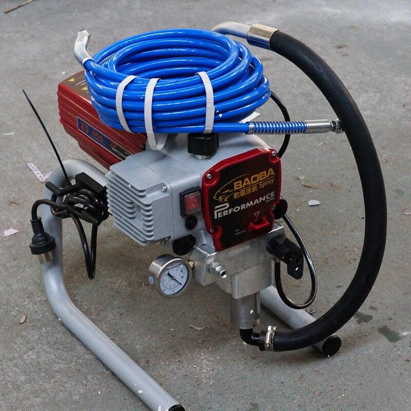 2018 High pressure New airless spraying machine Professional Airless Spray Gun Airless Paint Sprayer 450 painting