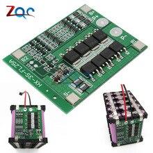 3S 25A Li-Ion 18650 BMS PCM Batterie Schutz Bord BMS PCM Mit Balance Für li-ion Lipo Batterie Zelle Pack modul 12V