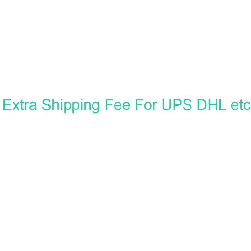 Extra Fee For Express Shipping UPS DHL etc