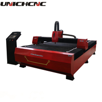 China popular strong frame 1530 metal plate cutting 100A plasma cutter