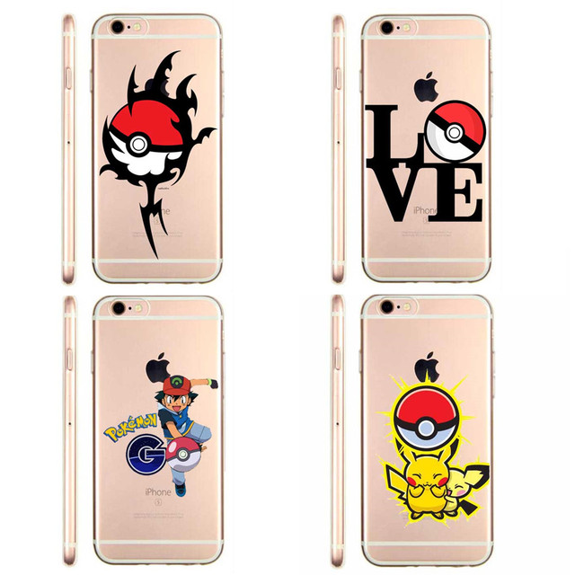 aliexpress com buy pokemons poke ball phone cases pokemons go