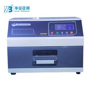 Image 1 - Di Alta Qualità a Infrarossi Reflow Oven Smt Macchina di Saldatura per Pcb Linea di Assemblaggio ZB2520HL Pcb Reflow Forno