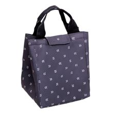 Women Leaf Tote Lunch Bag Portable Insulated Cooler Bags Picnic Lunchbox for Student Kids handbag