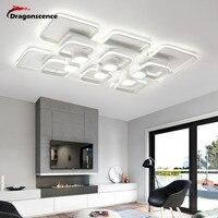 Dragonscence Modern LED Ceiling Light fixtures for Bed Room Dining Room Study Kitchen Bathroom Foyer lagre Ceiling LED Lamp