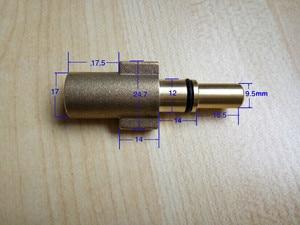 Image 3 - Pistolet à mousse en cuivre 100% black decker AQT