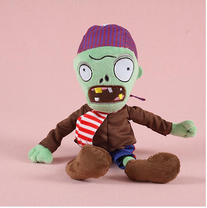 Augi pret zombijiem Plīša rotaļlietas Mīkstās rotaļlietas Plīša rotaļlietas Lelle Bērnu rotaļlieta bērniem Dāvanas Puse Rotaļlietas rūpnīcas izeja