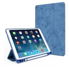 Pour iPad Pro 12.9 Cas avec Porte-Crayon PU En Cuir Smart Auto Sommeil Couverture de Réveil Pour iPad Pro 12.9 cas (2017 Nouveau) a1670 A1671