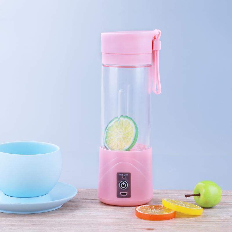 Slow Juicer Oder Smoothie Maker : Mini Portable USB Electric Fruit Juicer Machine Office ...