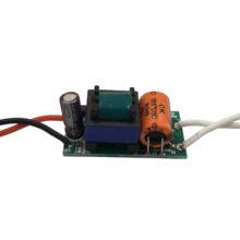 Built-in led constant current driver 280mA 300mA 4W 5W 6W 7W 11-25V DC isolation Lighting Transformer power supply for led light