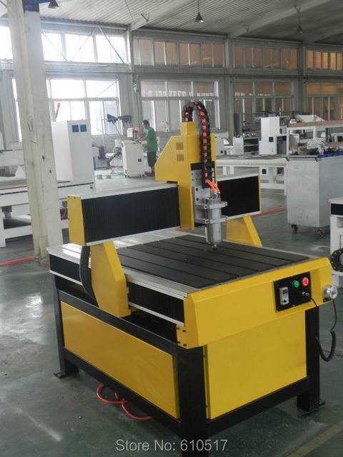 YMG0609 artifical stone mini cnc milling machine