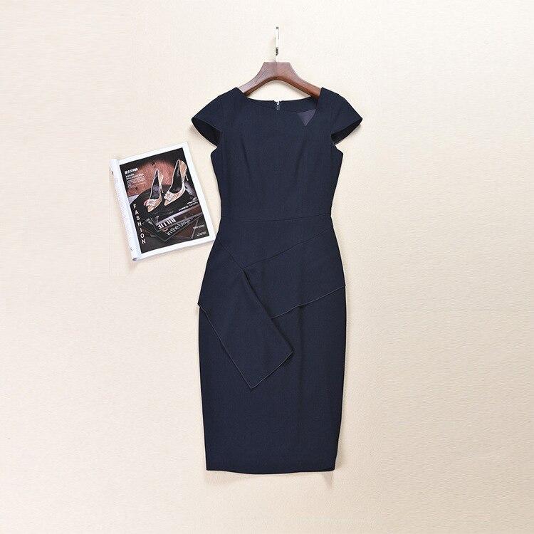 41ddc4b536c Haute-qualit-Nouvelles-Femmes-De-Mode-2019-Printemps-Robe-De -Luxe-Marque-Europ-enne-Design-partie.jpg