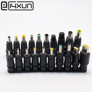 Image 1 - New 20pcs Universal Laptop AC DC Jack Power Supply Adapter Connector Plug for HP IBM Dell Lenovo Acer Toshiba Notebook Cable