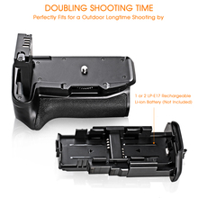 Camera Vertical Battery Grip For Canon Rebel 800D 77D T7i Kiss X9i