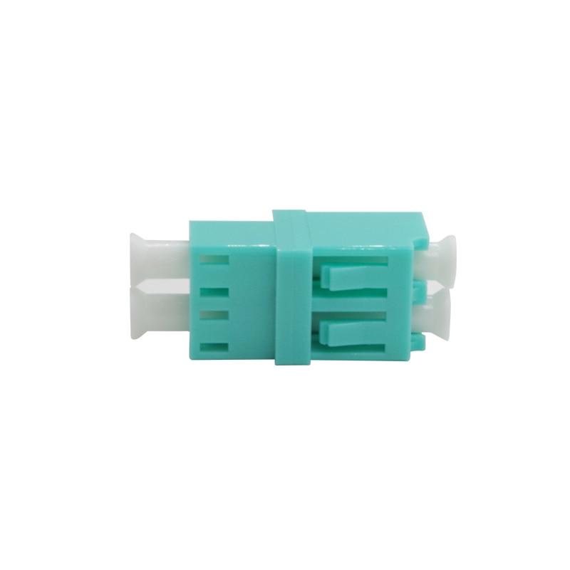 100pcs LC adapter Fiber Optic Cable LC/APC Connector Optical Fiber Flange Fiber optic adapter100pcs LC adapter Fiber Optic Cable LC/APC Connector Optical Fiber Flange Fiber optic adapter