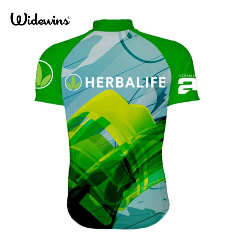 Neu! 2015 HERBALIFE Kleidung Ropa Ciclismo Radfahren hochwertige Bike - Radfahren - Foto 2