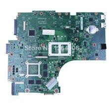 Warranty Original for Asus N53S N53SM N53SN N53SV Rev 2.2 or 2.0 2 RAM GT540M 1G laptop motherboard mainboard