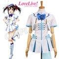 LoveLive! Wonderful Rush Nico Yazawa Cosplay Costume Dress