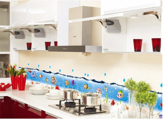 Decorazioni Bagno Bambini : Scelte del mondo sottomarino specchio cucina bagno wall stickers