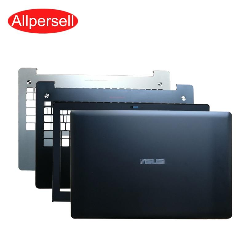 Laptop Top Cover For ASUS N550J N550JV N550JK N550 G550 Q550 G57 Palmrest Case Bottom Shell Hard Drive Cover