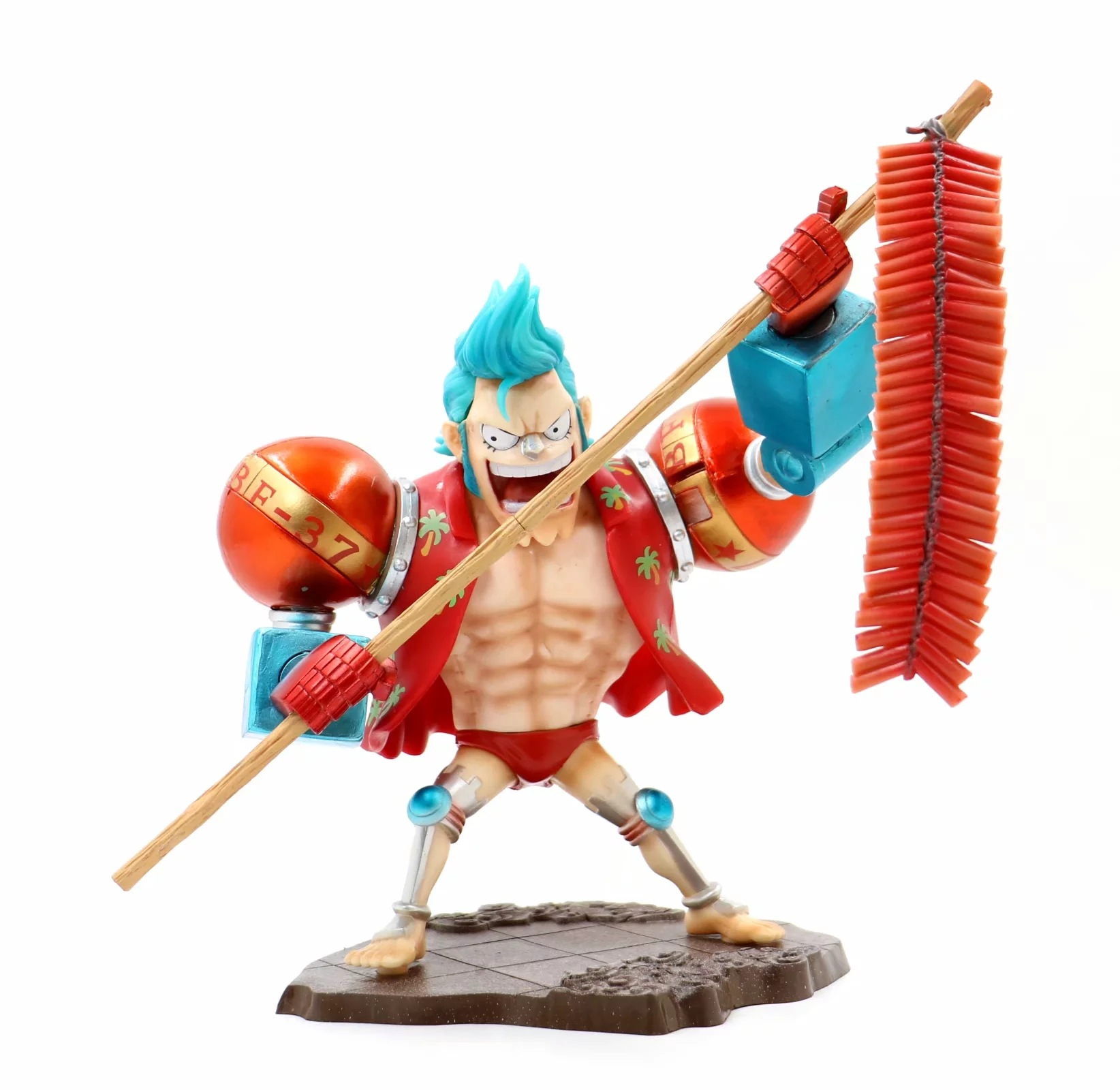 Pvc Figure Customers First Anime One Piece Monkey D Luffy Swollen Face Ver Toys & Hobbies