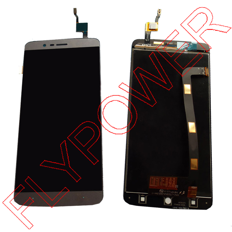 все цены на  For Elephone P8000 Lcd Display Touch Screen Digitizer Assembly gray by free shipping; 100% warranty  онлайн