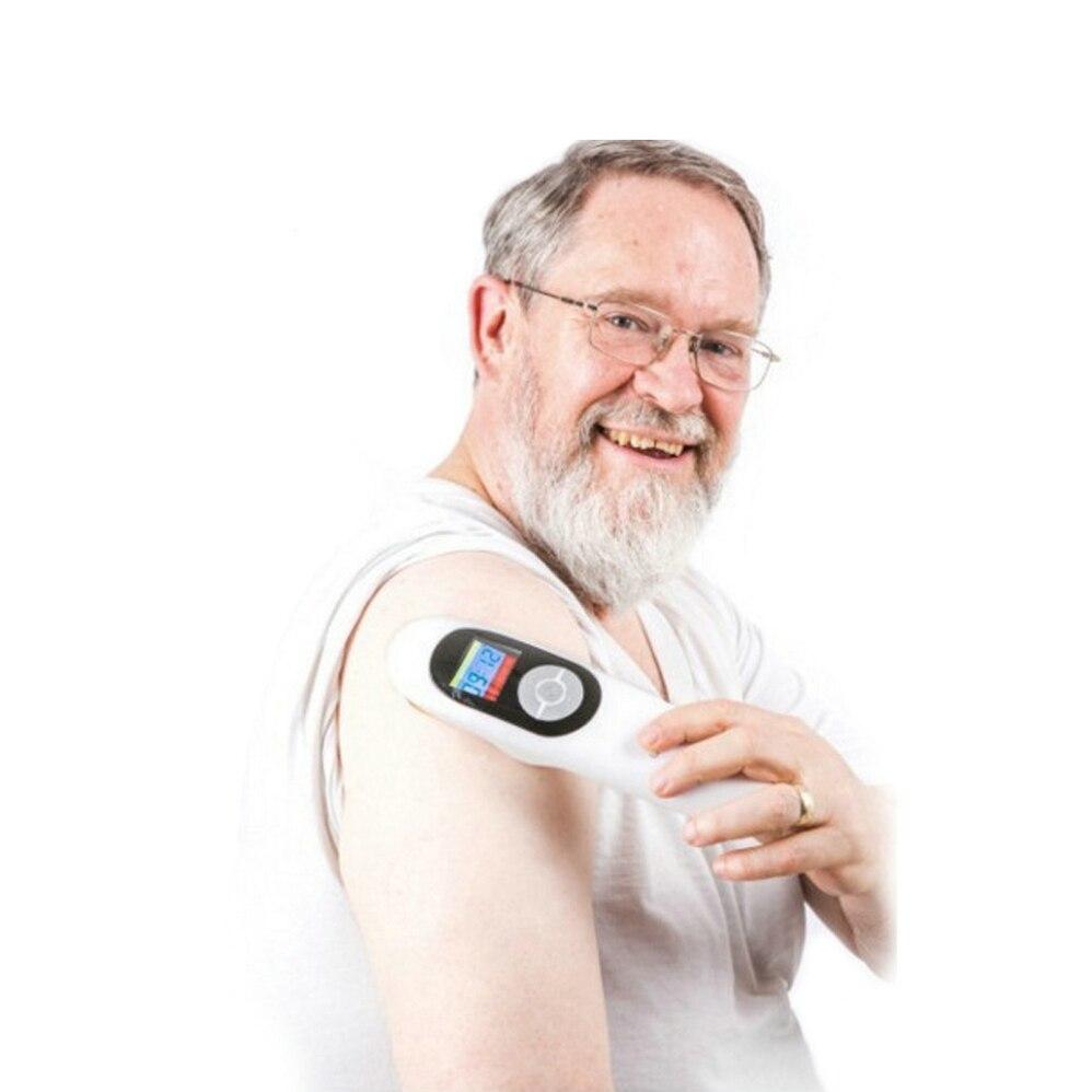 Équipement de diagnostic médical traitement au laser physiothérapie produit de santé