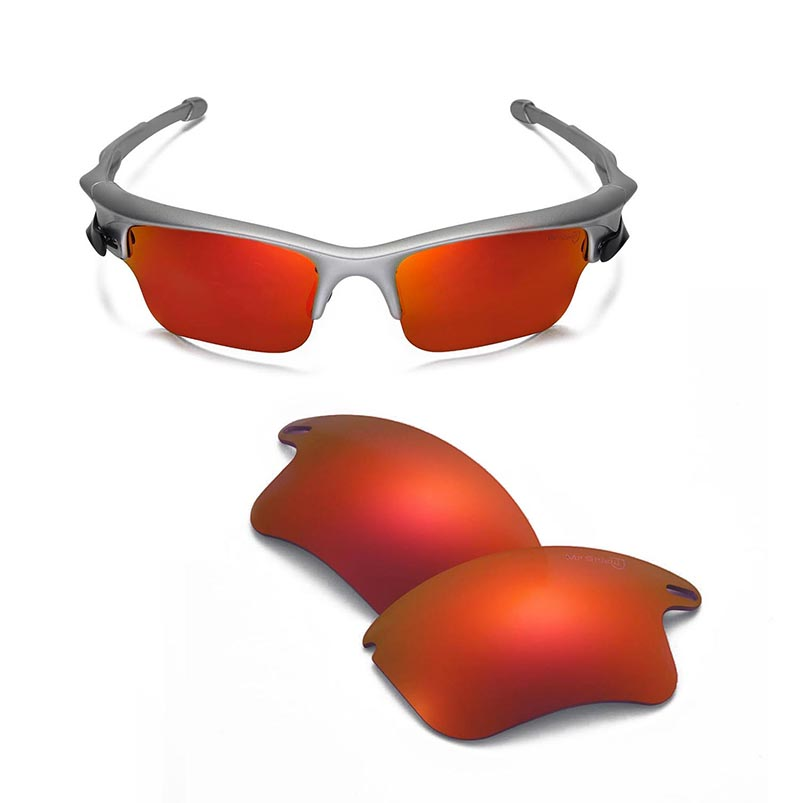 Walleva High Lenti Di Mr Polarized Oakley Shield Per Ricambio Grade HqwxHE4Sr