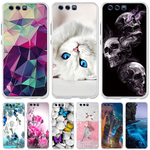 For Huawei P10 Case Cover 3D Soft TPU for huawei P10 P 10 Co