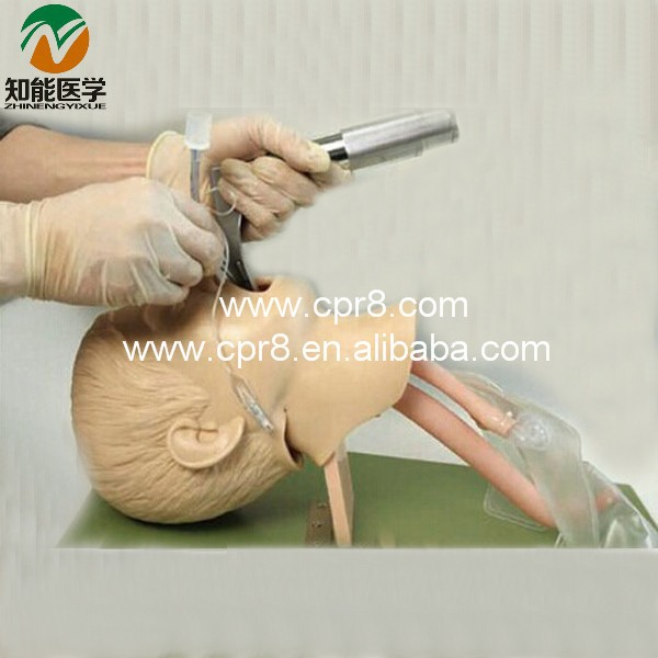 BIX-J4A Medical Science Senior Head Model Children Airway Intubation Manikin G054 bix lv10 medical education training