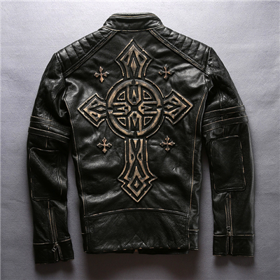 new-men-s-cow-leather-mens-clothing-coat-cowhide-genuine-leather-vintage-rider-jacket