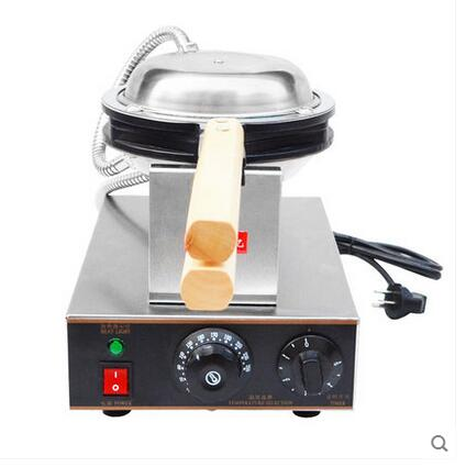220V/110V commercial electric Chinese Hong Kong eggettes puff cake waffle iron maker machine bubble egg cake oven export eu hong kong waffle maker commercial for sale