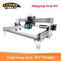 CNC Laser gravure Machine 2500mW 3500mW 5500mw 15000mw mW Laser module 30*40cm CNC Laser Cutter bois routeur pour la coupe
