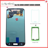 5.1 Original For Samsung Galaxy S5 G900 G900F G900M i9600 LCD Display Touch Screen Digitizer Assembly For Samsung S5 G900 LCD