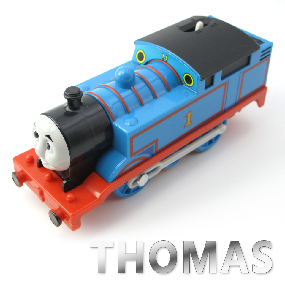 Electric Thomas Train T130E NO.1 Thomas And Friends Trackmaster Magnetic Tomas Truck Locomotive Engine Railway Toys for Boys