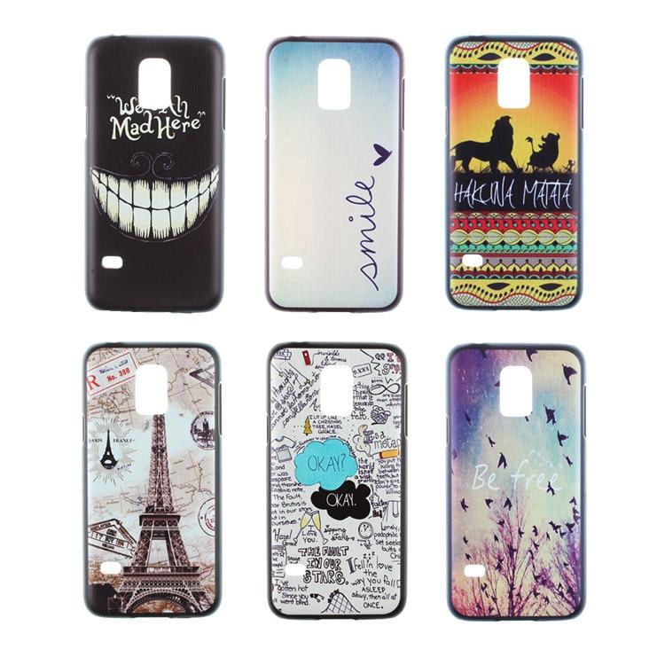 info for 72f7a 03e20 US $3.5 |For Samsung Galaxy S5 mini Cases Hard Back Cover Phone Case Capa  for Galaxy S5 mini Funda for S5mini Coque Capinha on Aliexpress.com | ...