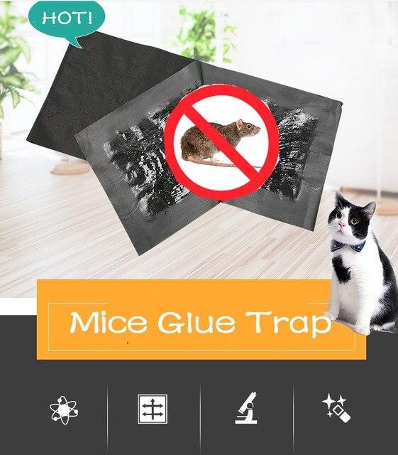 Доска для мыши липкая мышь клеевая ловушка грызунов крыс змея жуков Ловца насекомое-вредитель контроль отклонение крысиный яд гуманный стронге клеевая ловушка