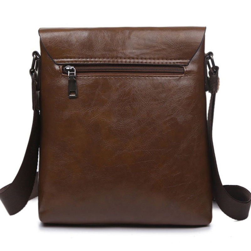 e0f6e69a22 Factory Hot sale promotion PU leather bag mens shoulder bag italian leather messenger  bag brand bags free shipping-in Crossbody Bags from Luggage   Bags on ...