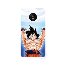 Dragon Ball Z case cover for For Motorola moto G6 G5 G4 PLAY PLUS ZUK Z2 pro BQ M5.0